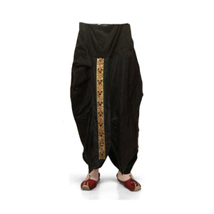 Fancy dhoti - Vintage India NYC