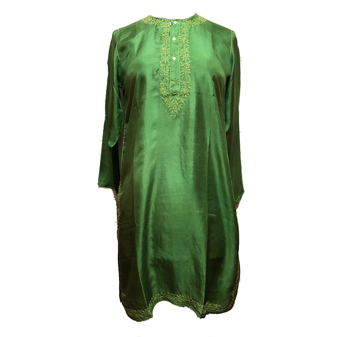 MG Long Silk Tunics