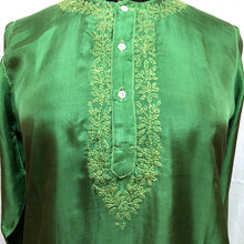 MG Long Silk Tunics - Vintage India NYC