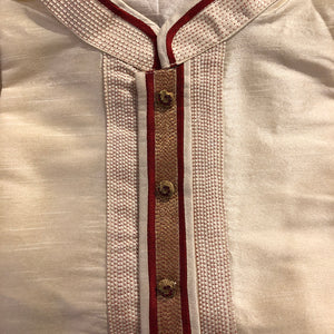 DK Big & Tall Men Kurta - Vintage India NYC