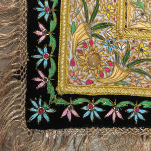 Jeweled Wall Hanging - Vintage India NYC