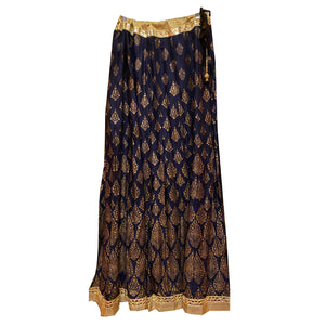 SH Rayon Circle Skirts - Vintage India NYC