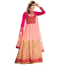 PK Pink Anarkali w/ Jacket - Vintage India NYC