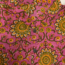 AR Mens Block Print Short Kurta - Vintage India NYC