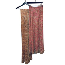 Vintage Rose & Gold Lehenga Set - Vintage India NYC