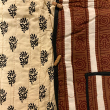 Mens Reversible Quilted Vests - Vintage India NYC