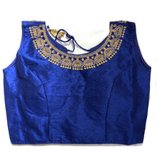 IE Embroidered Choli-Many Colors - Vintage India NYC