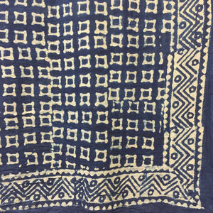 Sarongs-Indigo - Vintage India NYC