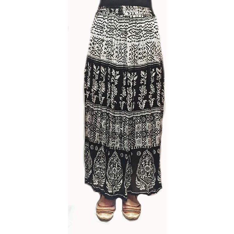 Cotton skirt - Vintage India NYC