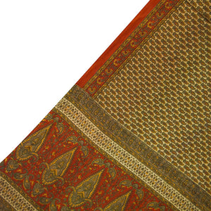 Vintage Silk Saree 1401 - Vintage India NYC