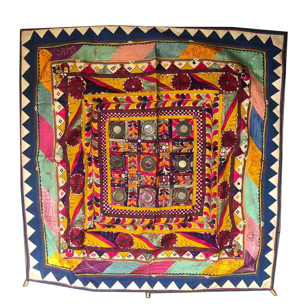Vintage Wallhanging - Vintage India NYC