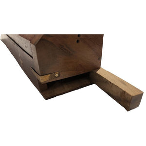 OS Handmade Wooden box (Jali) Incense Holder