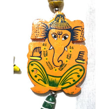 AE Wooden Animal 3 Hanging - Vintage India NYC