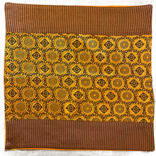 Silk Pillow Covers-Warm Tones - Vintage India NYC