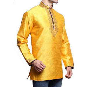 MJ Mens Short Kurta in Many Colors