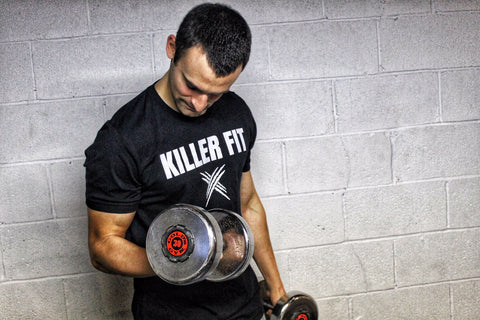 Killer Fit Gear Workout Motivation Fitness Apparel Activewear