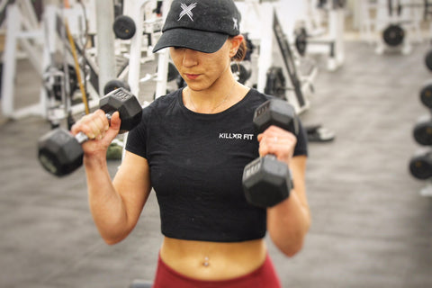 Killer Fit Athletics Strength Training Article - benefits of strength training - killer fit athletics