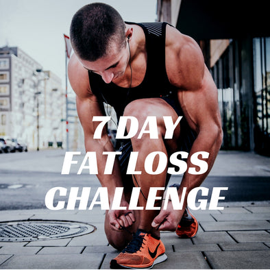 7 Day Fat Loss Challenge - Killer Fit Gear