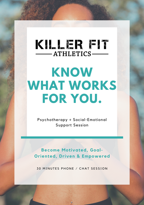 Psychotherapy + Social Emotional Support Session