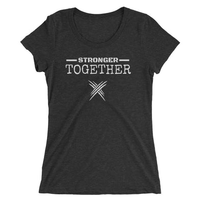 Stronger Together Women's Shirt - Killer Fit Gear