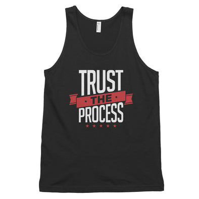 Trust The Process Tank Top (unisex) - Killer Fit Gear