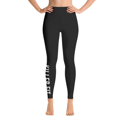 Killer Fit High Waisted Leggings - Killer Fit Gear