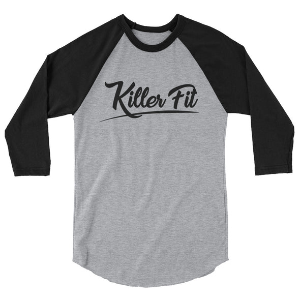 Killer Fit Baseball Tee - Killer Fit Gear