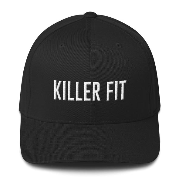 Killer Fit Fitted Cap - Killer Fit Gear