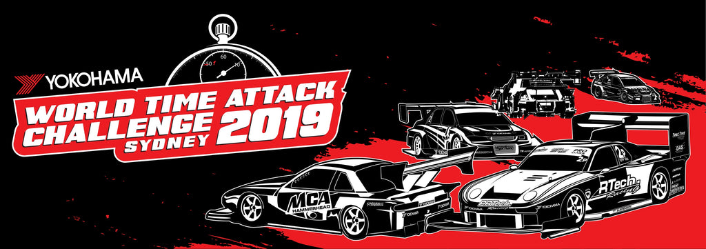 2019 WTAC Sticker Rectangle