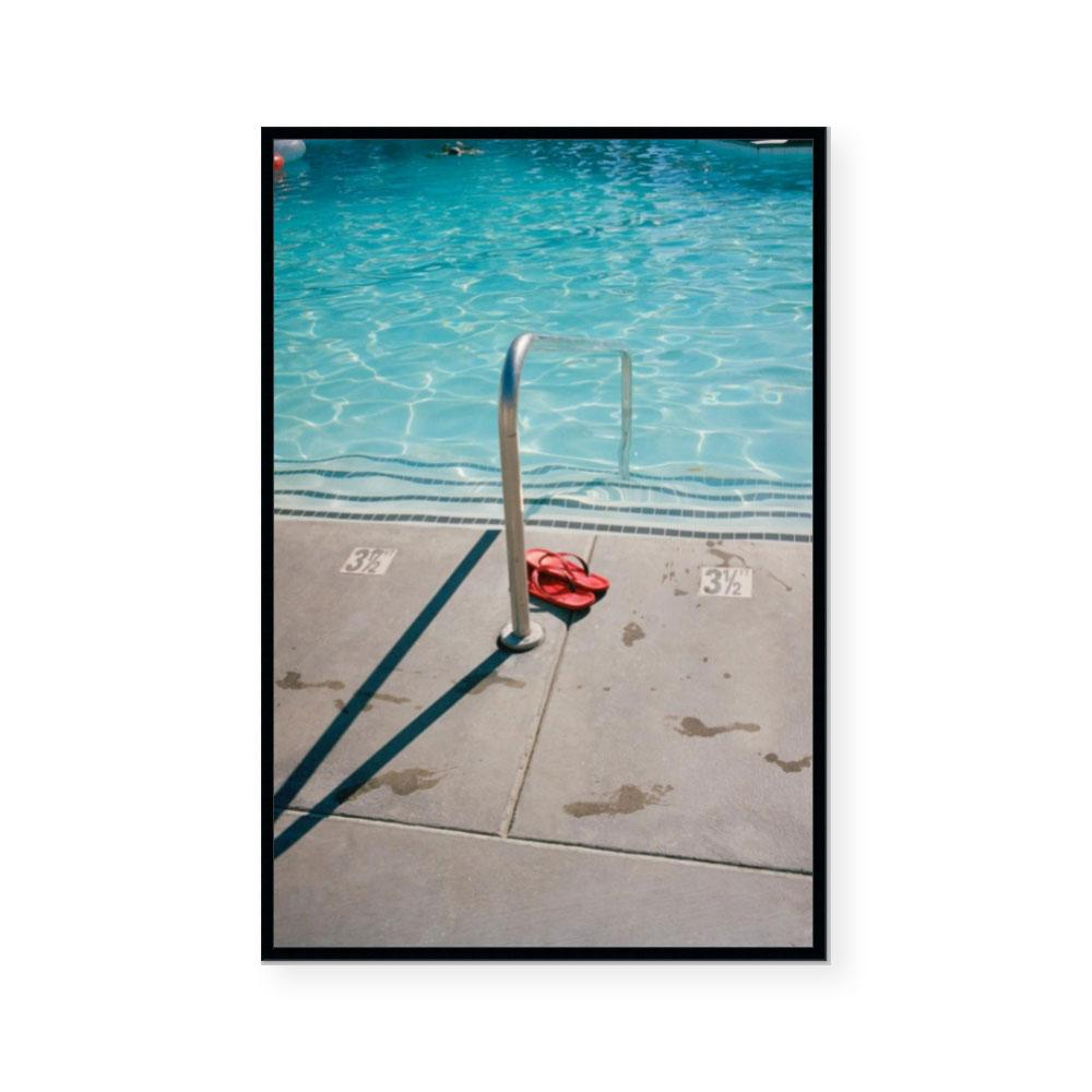 3 1/2 Feet | Limited Edition Art Print | Brett Goldsmith