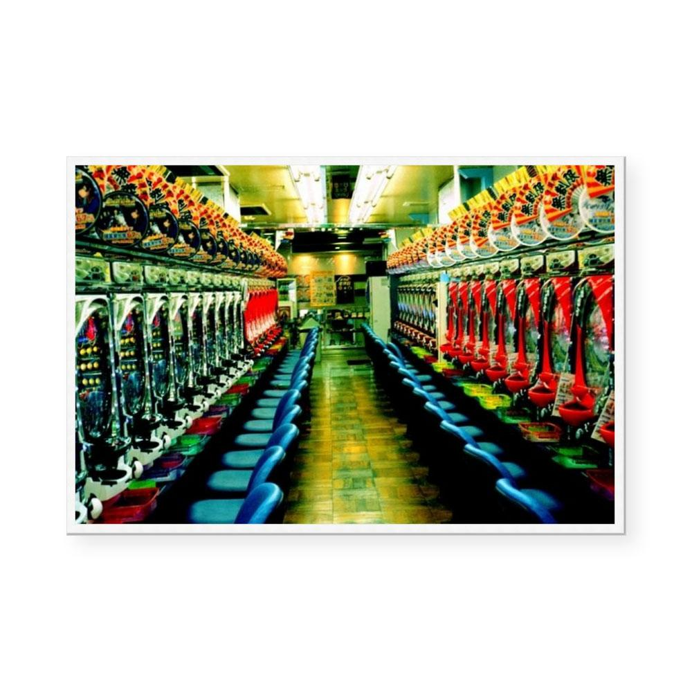 Arcade | Limited Edition Art Print | Brett Goldsmith