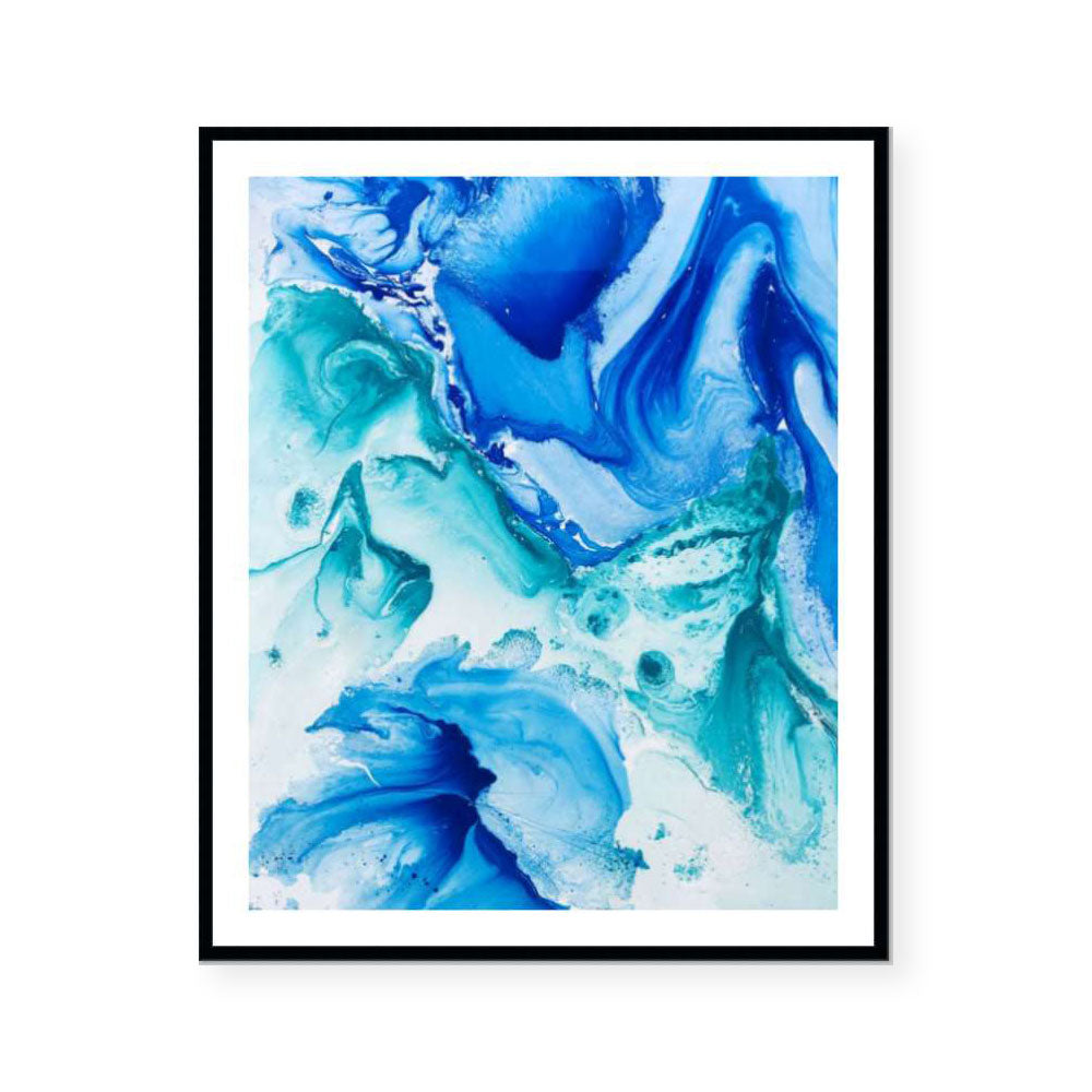 Blue Crush | Limited Edition Print | David Bottrell