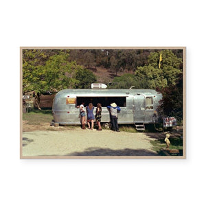 Boogie Van | Limited Edition Art Print | Brett Goldsmith