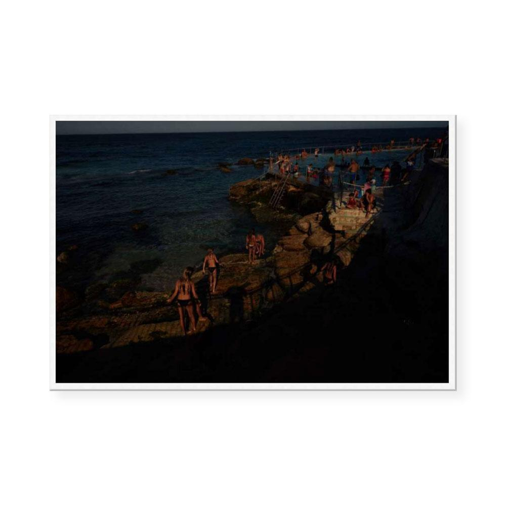 Bronte Pool I | Limited Edition Print | Paul Blackmore