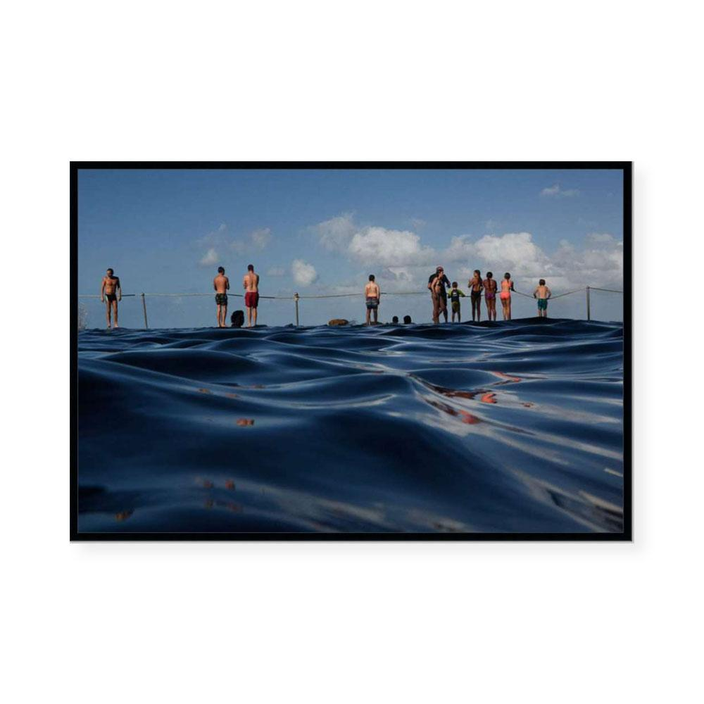 Bronte Pool II | Limited Edition Print | Paul Blackmore