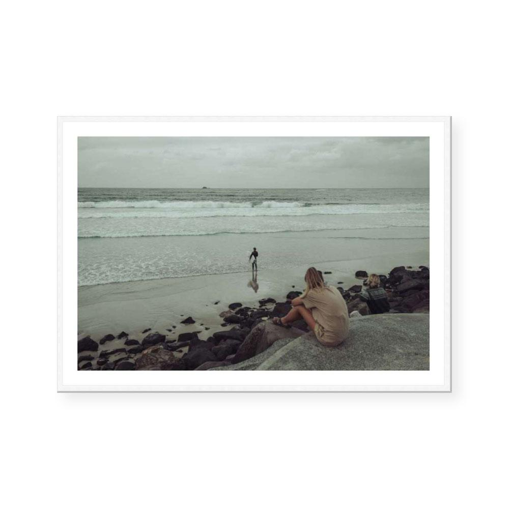 Byron Surfer | Limited Edition Print | Benny Dilger