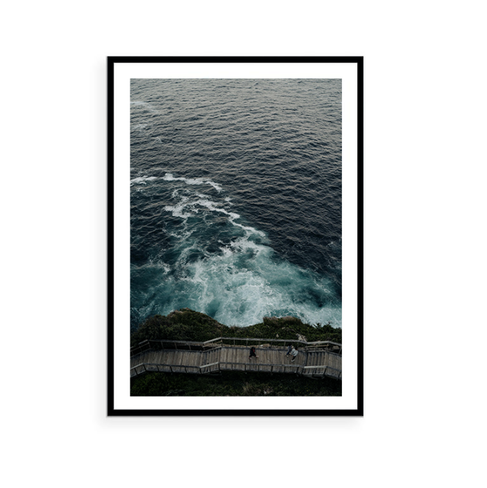 Diamond Bay | Limited Edition Print | Benny Dilger