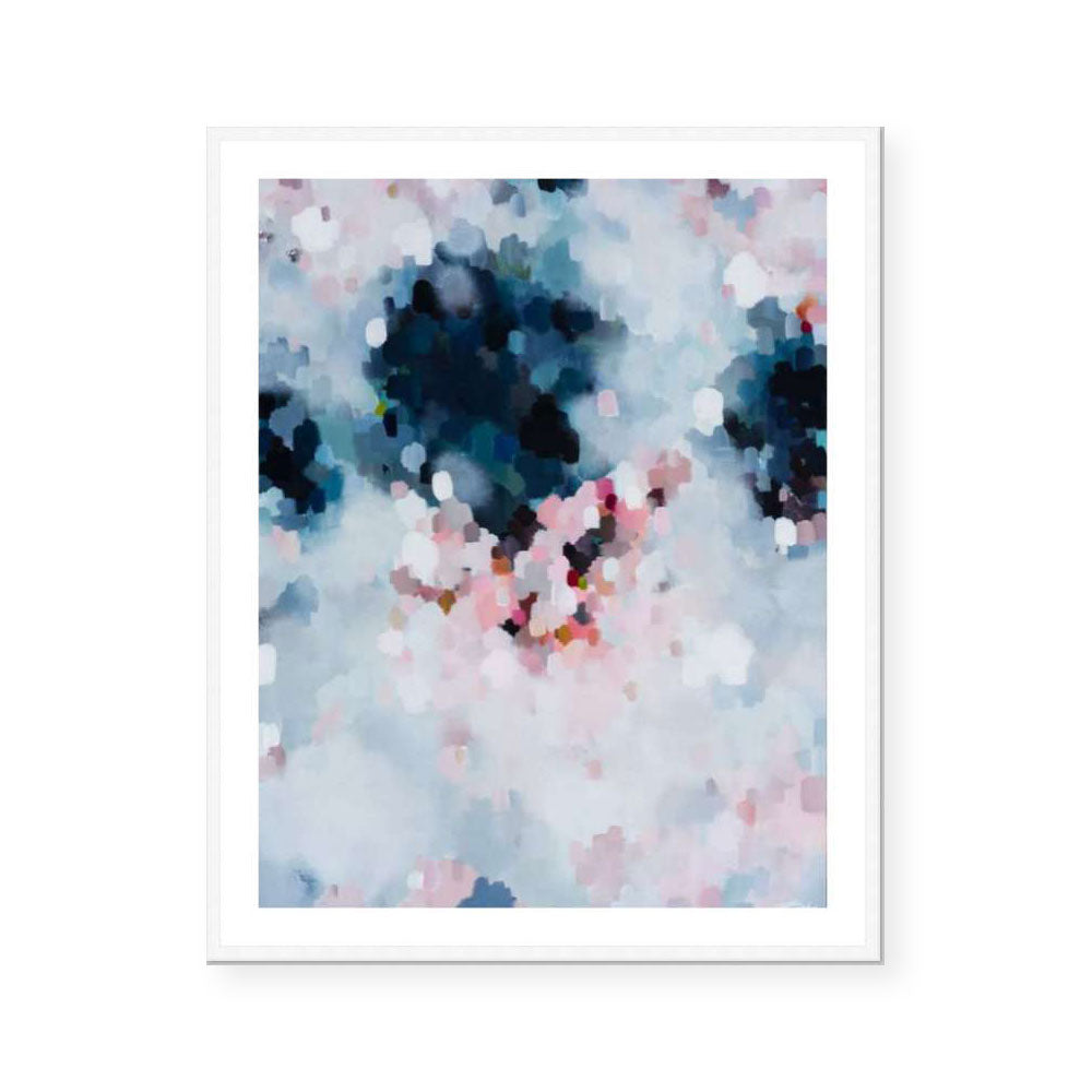 Flos Series #2 | Limited Edition Print on Canvas | Jessie Rigby