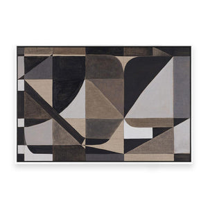 Graphite Arch | Limited Edition Giclée Canvas | Studio Elwood