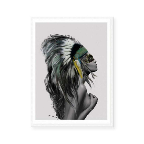 Headdress | Linn Wold