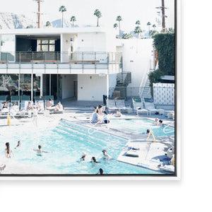 Hotel Pool, Palm Springs