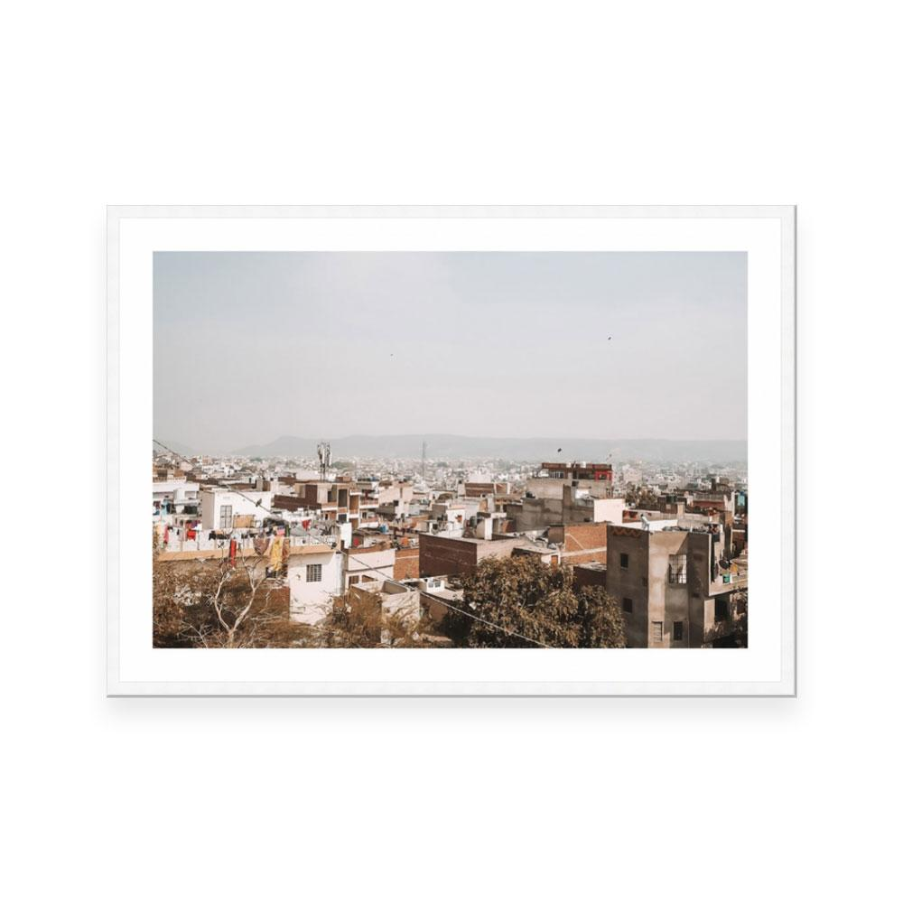 India 3 | Open Edition Art Print | Danielle Leigh