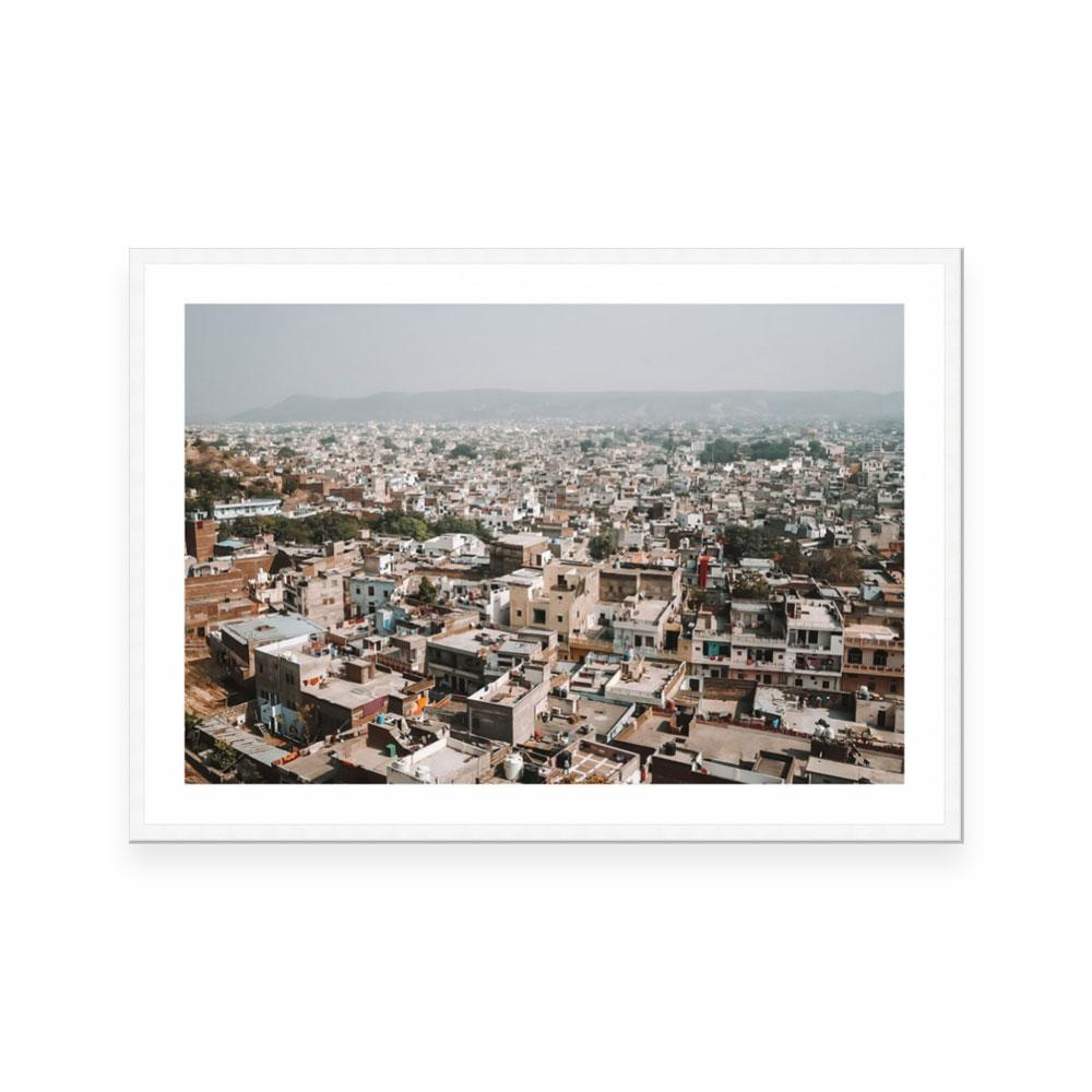 India 4 | Open Edition Art Print | Danielle Leigh