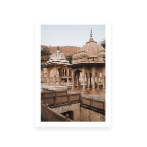 India 7 | Open Edition Art Print | Danielle Leigh