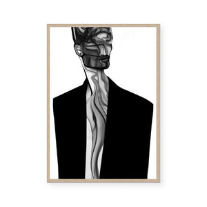 MC | Fine Art Print | Peytil