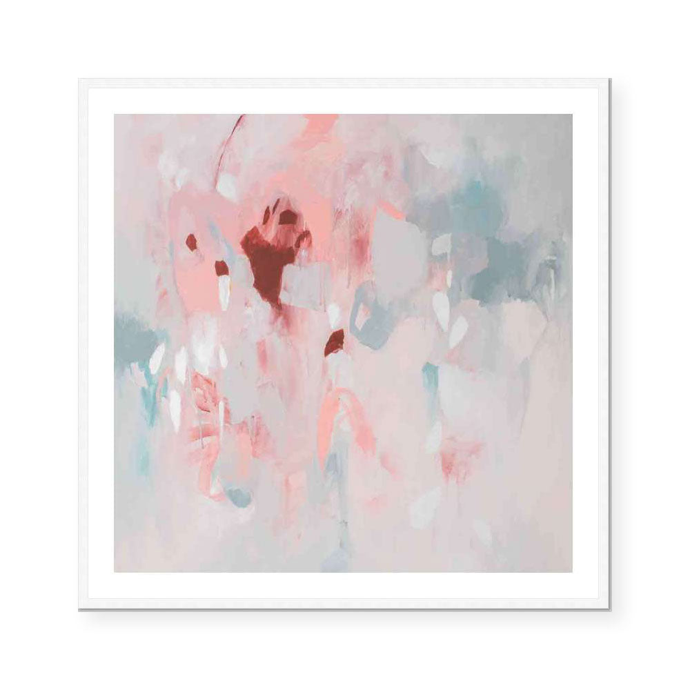 Peachy Feelings | Limited Edition Print | Ruchi Rai