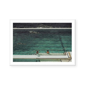 Poolside | Limited Edition Print | Benny Dilger
