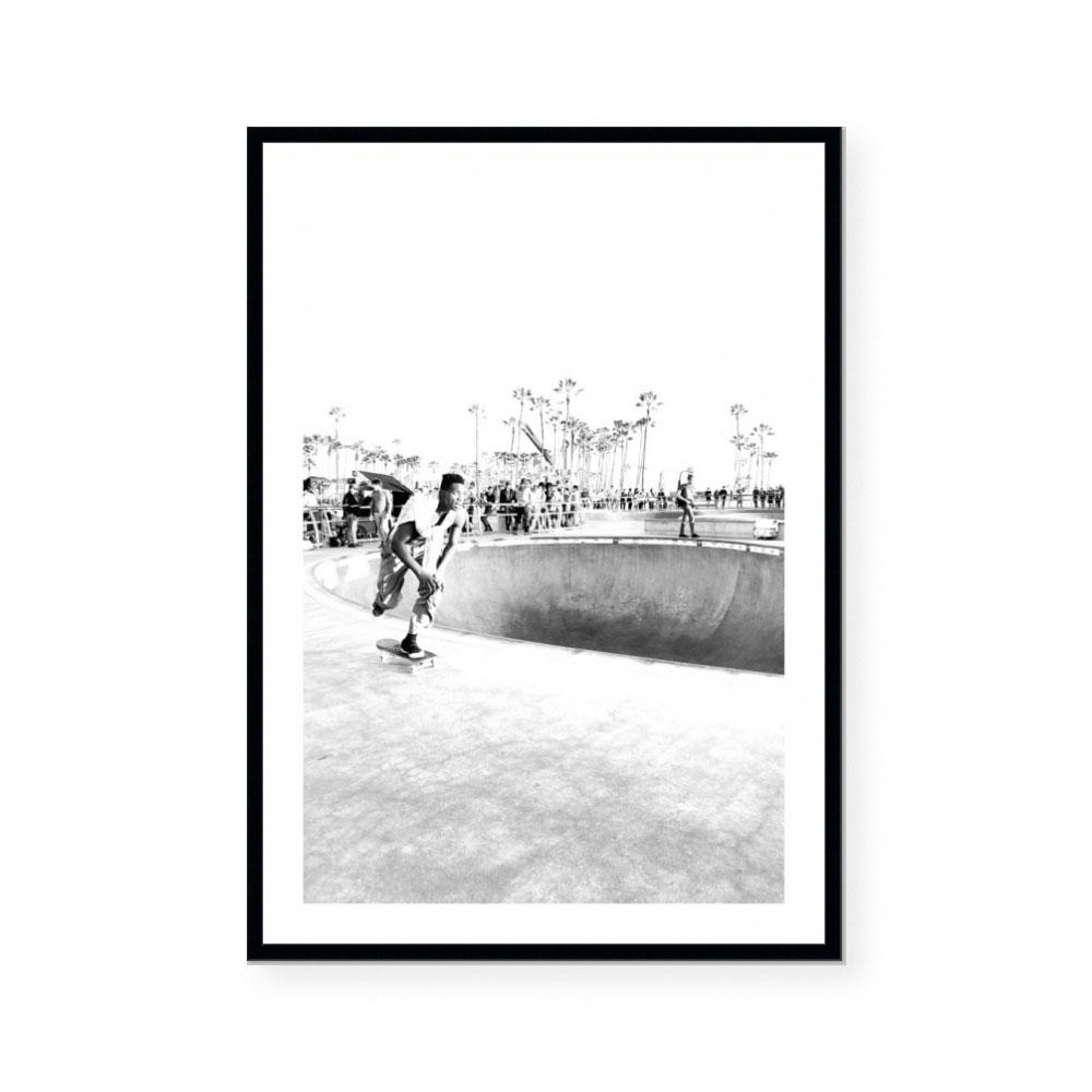 Skaters of Venice Beach