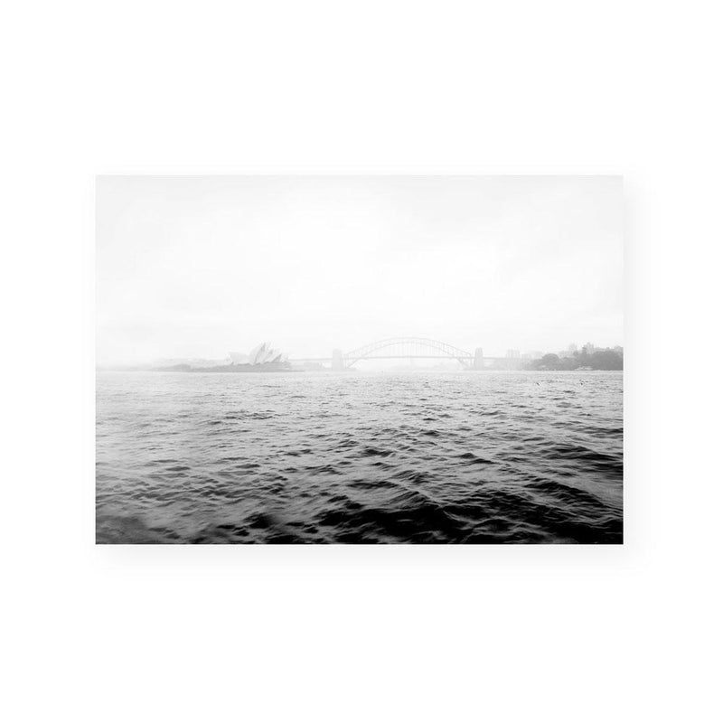 Sydney Harbour Haze II