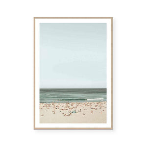 Tamarama at Midday | Limited Edition Art Print | Benny Dilger